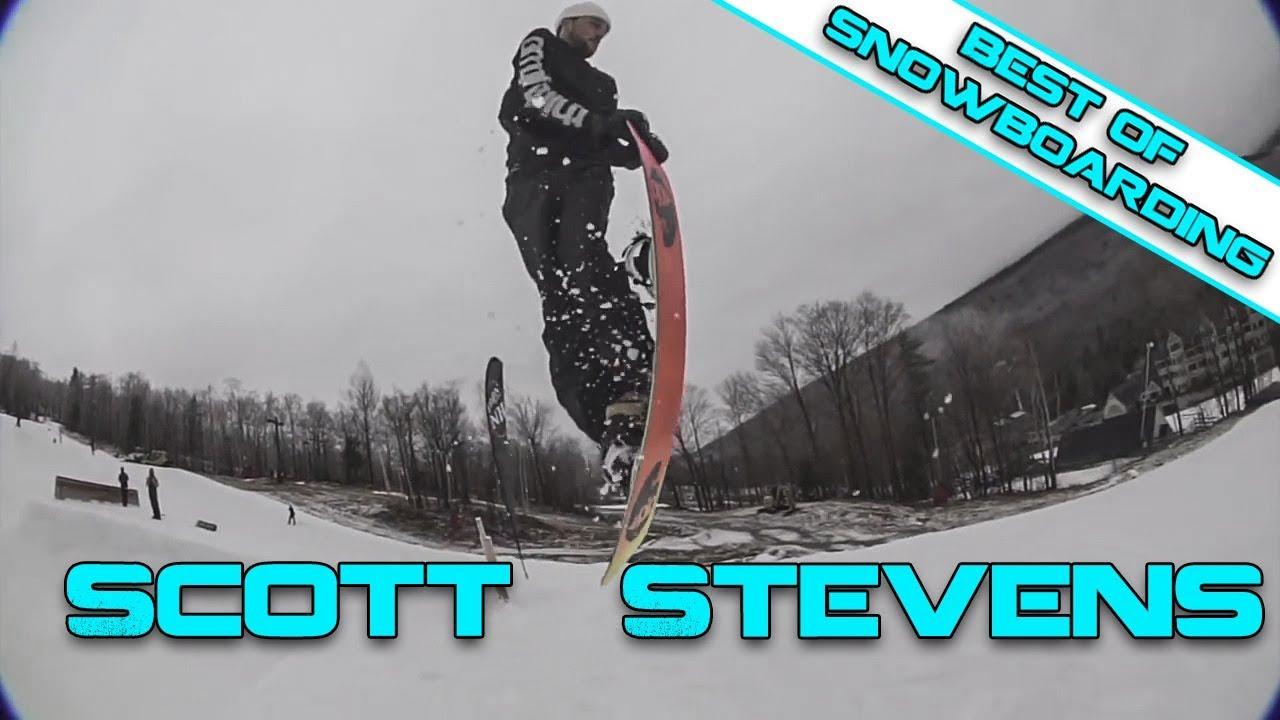Best of Snowboarding: Best of Scott Stevens
