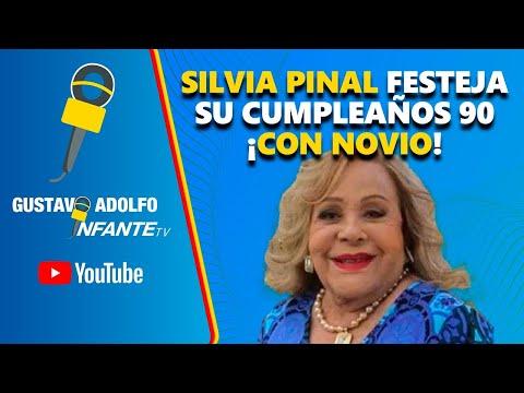 ¡Silvia Pinal presume novio a sus 90 años!