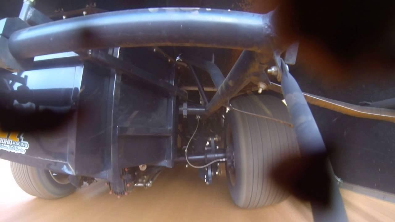 Dirt Late Model RR Suspension