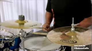 "Orion Twister Splash 10"" - cymbal sound check"