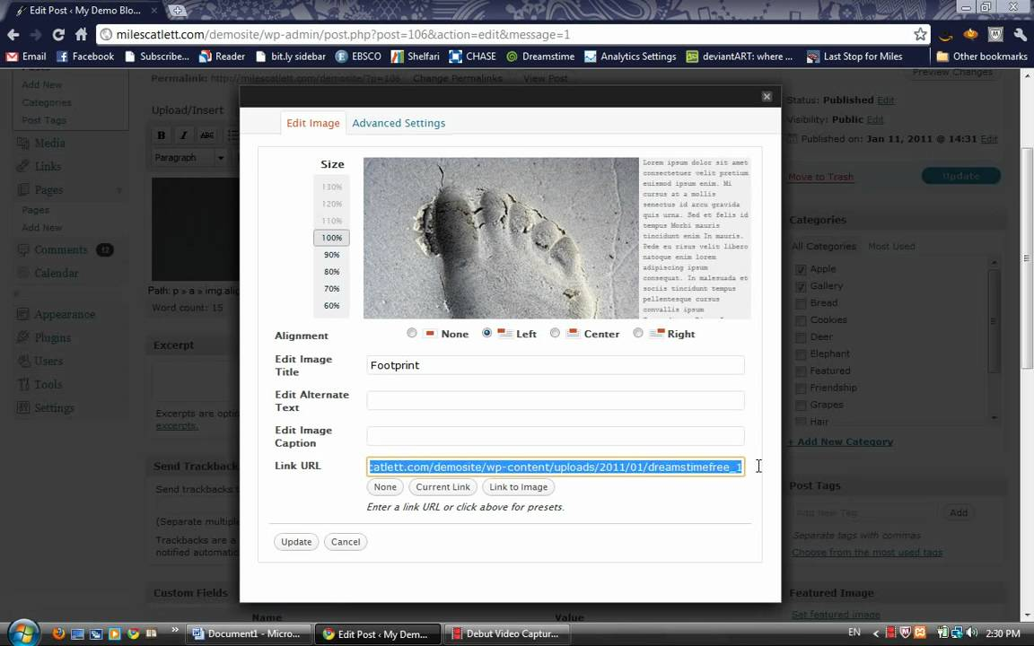 How to display images in featured slider in DeepFocus Wordpress ...