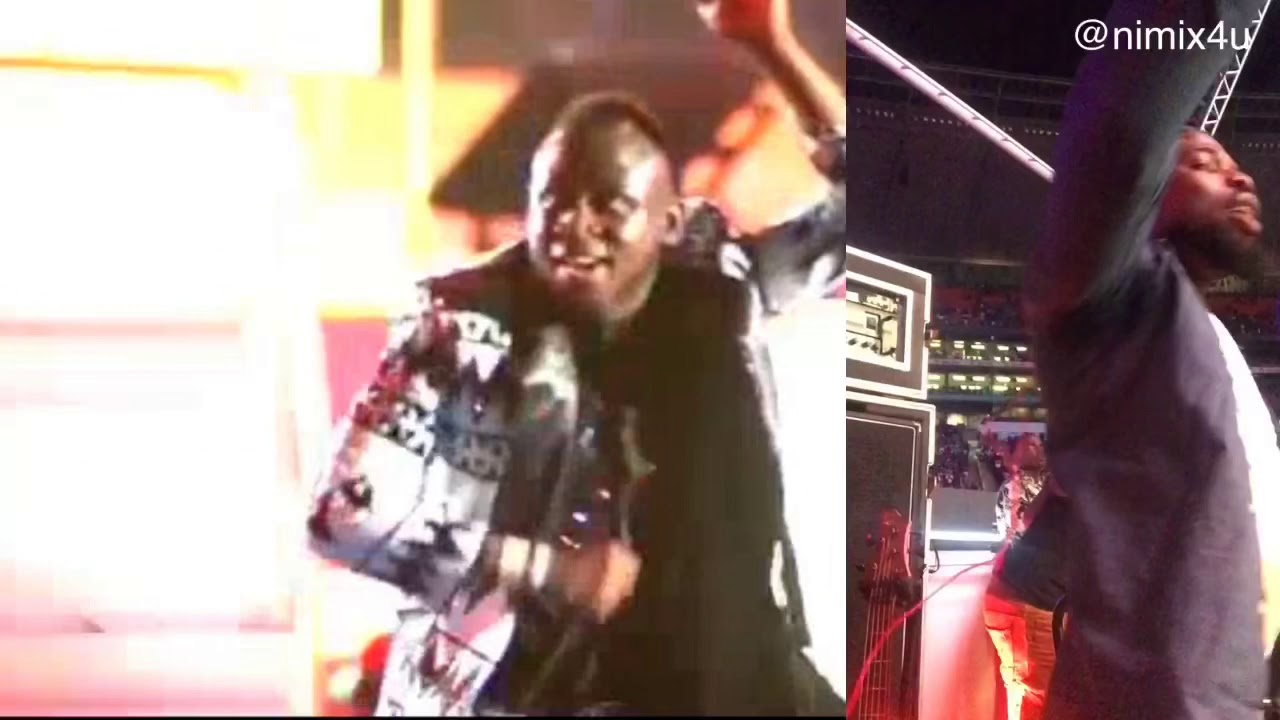 Download Nimix- Oh Baby (live band at FNB Stadium)
