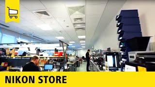 Nikon Store: Сервисный центр и NPS(, 2016-09-26T16:30:21.000Z)