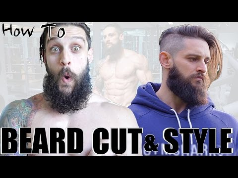 BEARD CARE, TRIMMING & VIKINGS STYLE | Transformation Tutorial