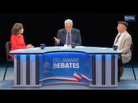 Delaware Debates 2018 U.S. House