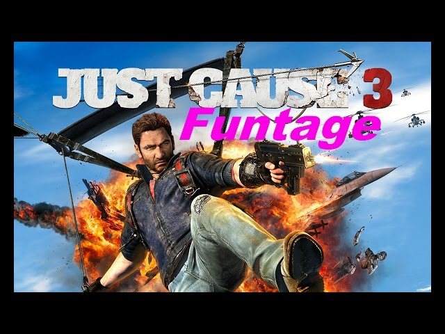 Just Cause 3 Funtage