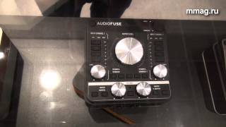 mmag.ru: Musikmesse 2015 - Arturia Audio Fuse - аудио-интерфейс