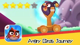 Angry Birds Journey 71 Walkthrough Fling Birds Solve Puzzles Recommend index four stars