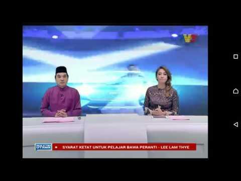HAVAL H6 Dan HAVAL H9, Bulletin Utama TV3. 24hb April 2017.