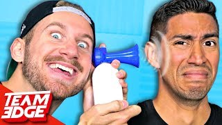 Don't Get SCARED Challenge!!