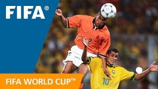 World cup highlights: netherlands - brazil, france 1998