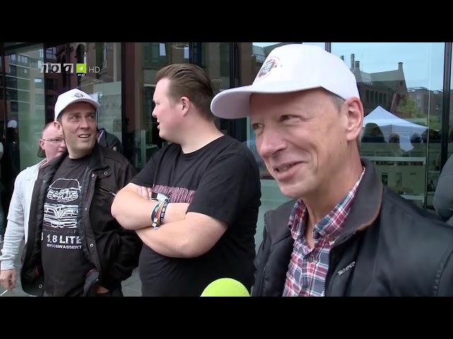 Bericht über das Filmauto Treffen 2018 in Hamburg (Hafencity)