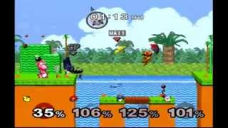 Super Smash Bros. Melee - SSBM  Elgato Game Recorder Test - User video