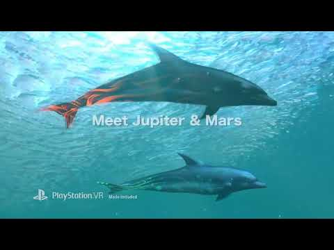 Jupiter & Mars  PSX 2017 Announce Trailer (Tiger Tron) - PSVR