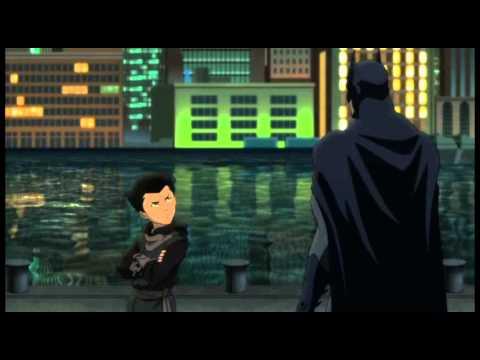 Son Of Batman Trailer