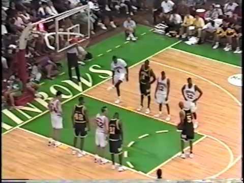 Nebraska v. Michigan - Rainbow Classic, 1992