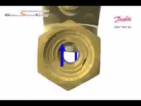 Балансировочный клапан VT.054 - YouTube