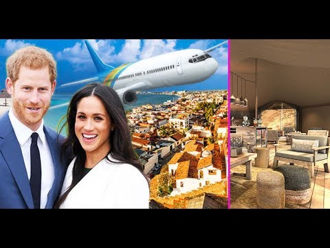 FOUR HOURS: Inside the retreat in remote Namibia where Harry and Meghan' will honeymoon'.