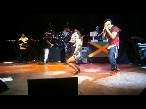 Sean Paul - I'm Still In Love With You & Punkie At O2 Shepherd's Bush Empire 5/06/2013