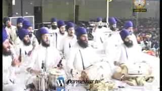Waheguru simran with akhand kirtan by dhadrianwale
