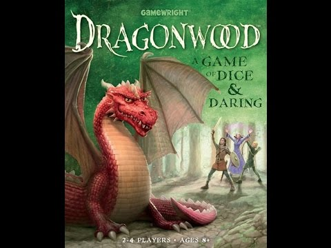 Dragonwood review - Board Game Brawl
