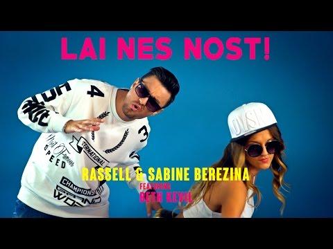 Rassell & Sabīne Berezina - Lai nes nost (Official Video) ft. Beth Kevil