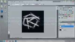 Удобная разработка логотипа , и правельное его сохранение [Adobe Photoshop CS5](Спасибо vk.com/monopoly_art за урок !, 2014-05-21T18:57:52.000Z)