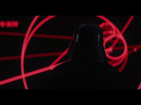 ダース・ベイダーがチラリ/映画『ローグ・ワン/スター・ウォーズ・ストーリー』メイキング映像