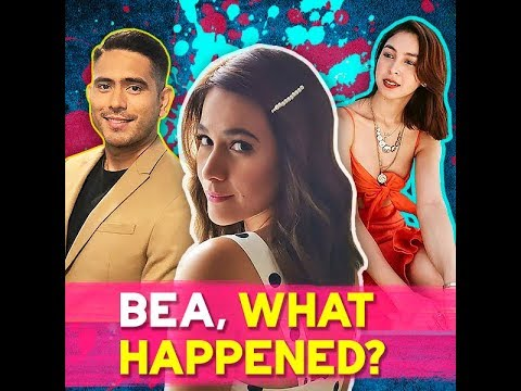 Bea, what happened   KAMI   Alonzo's cryptic posts spark rumours about breakup with Gerald Anderson