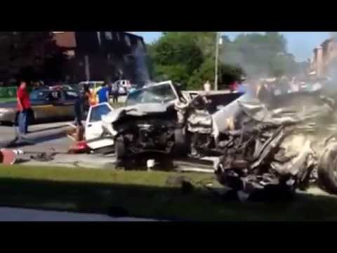 Four dead after crash in Bridgeview