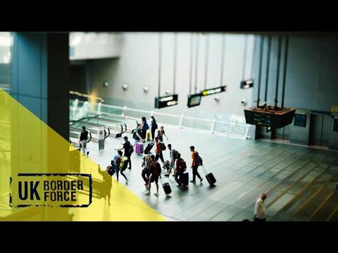 UK Border Force - Season 2, Episode 6: Operation Aardvark