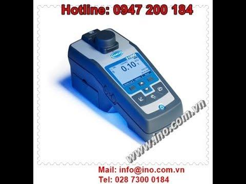 Hướng dẫn sử dụng Máy đo độ đục cầm tay – HACH – 2100Q – 2100Qis