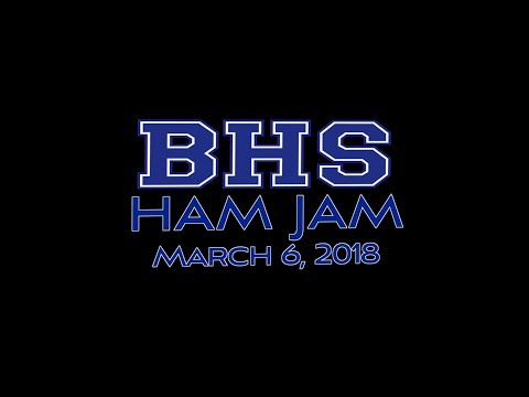 2018 BHS Ham Jam