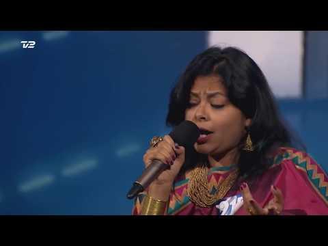 "unbelievable, Singing Bollywood on ""Denmark Got Talent"""