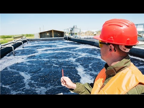 Water And Wastewater Treatment Plant And System Operators Career Video