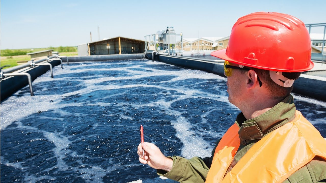 water and wastewater treatment plant and system operators career