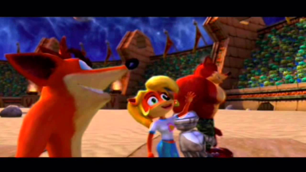 Crash Nitro Kart: Team Bandicoot All Cutscenes - [Better ...