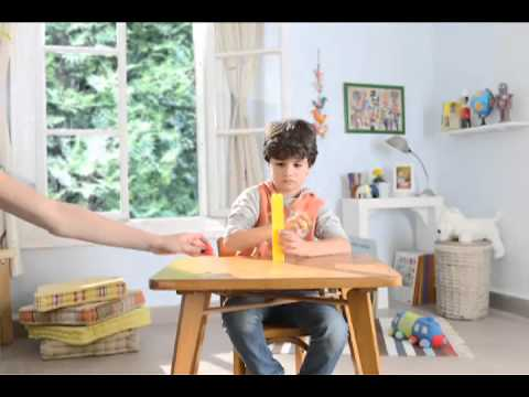 TVC April Awareness Campaign 2013 by the Lebanese Autism Society-LAS