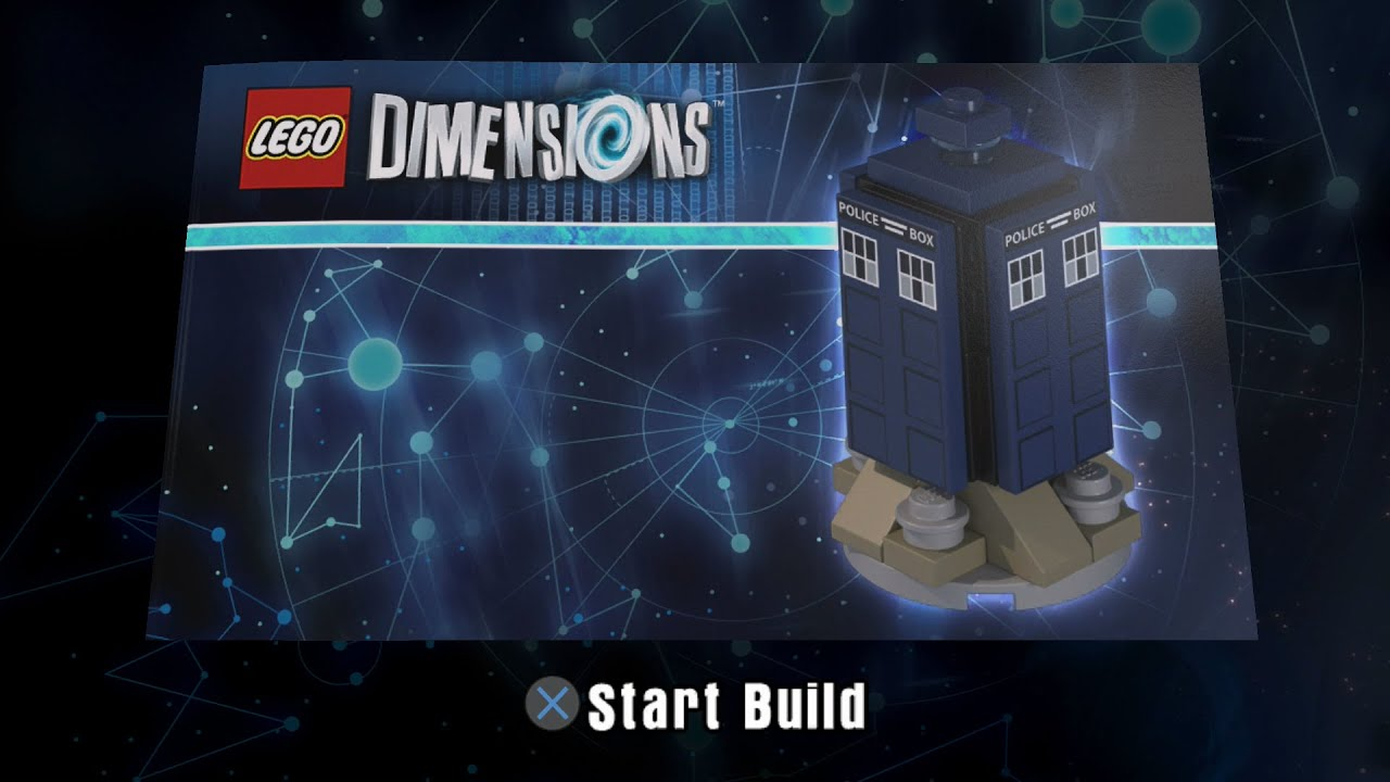 Building Instrhctioons Lego Dimensions