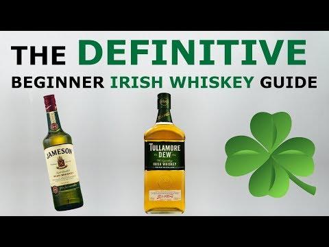 Irish Whiskey: The Definitive Beginner Buying Guide