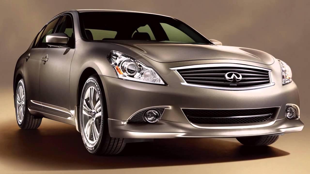 2015 Infiniti Q40 - All-Wheel Drive (AWD) (if so equipped) - YouTube