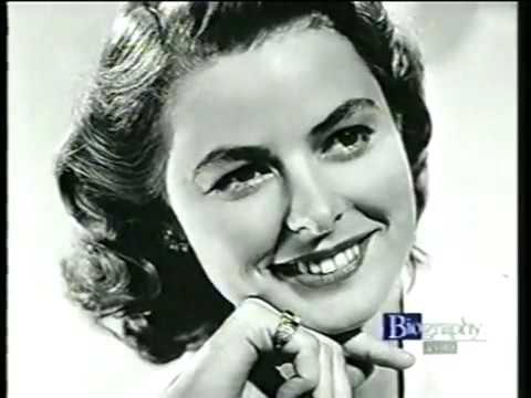 Ingrid Bergman: A Passionate Life A&E Biography (2002)