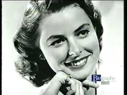Ingrid Bergman: A Passionate Life A&E Biography 2002