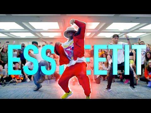 "Lil Pump - ""Esskeetit""   Phil Wright Choreography   @phil_wright_"