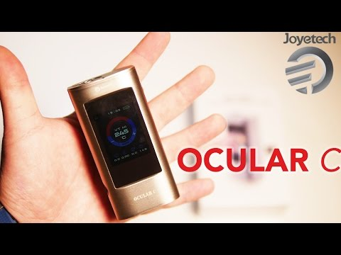 Joyetech OCULAR C: MP3 Player, bluetooth and APP iPhone & Smartphone Android synchronization   4K