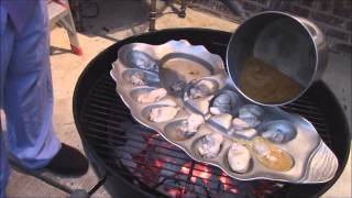 Oyster Bed Char-grilled Oysters
