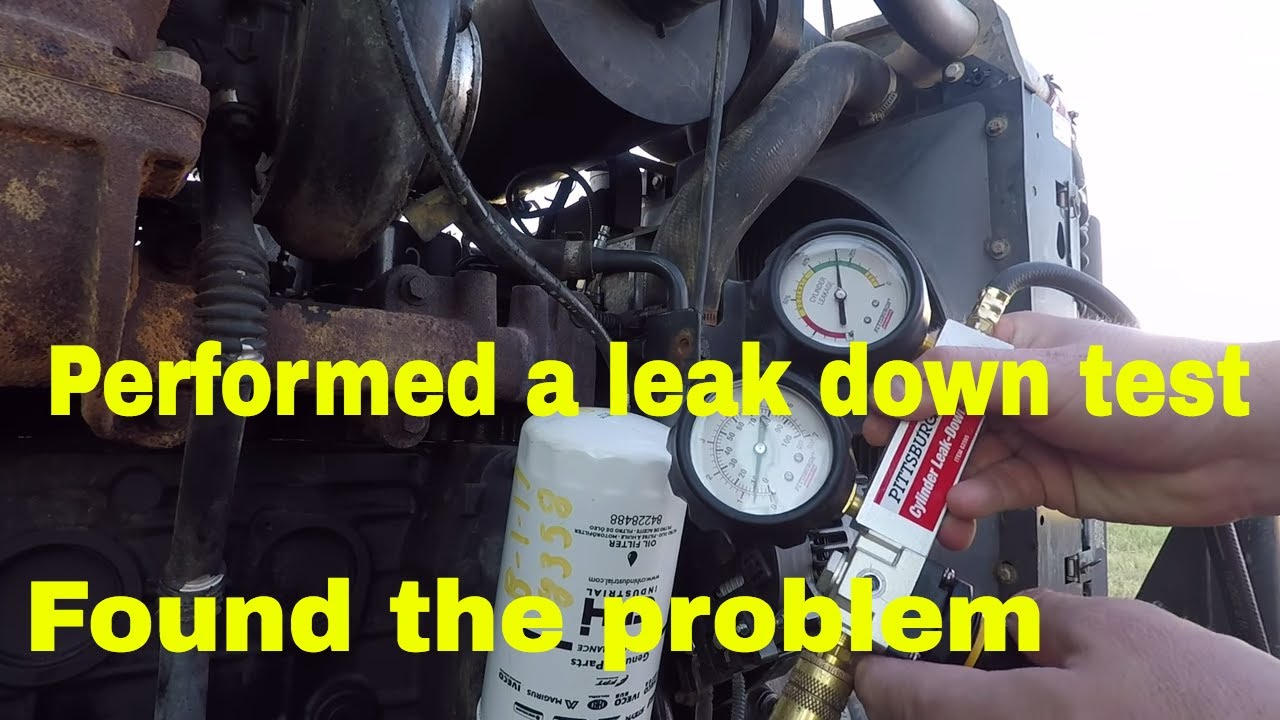New Holland TS115A Problem Found on