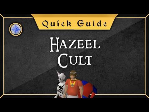 [Quick Guide] Hazeel Cult