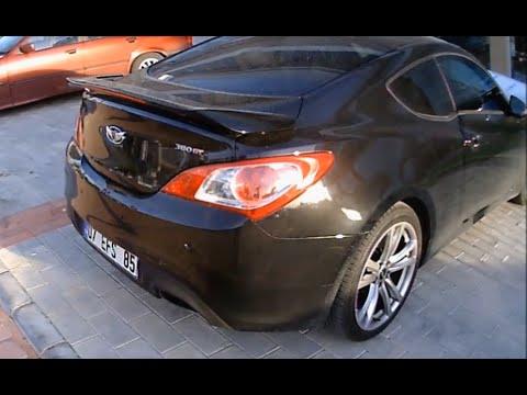 Hyundai Genesis Coupe Test Tantm AutoengineeR