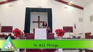 Small Memorial AME Zion Church S1 E31